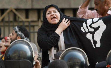 """""""Otpor!"""" in Egitto"""